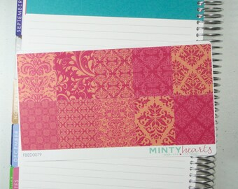 FBED0079 // Fruit Punch Full Box Planner Stickers