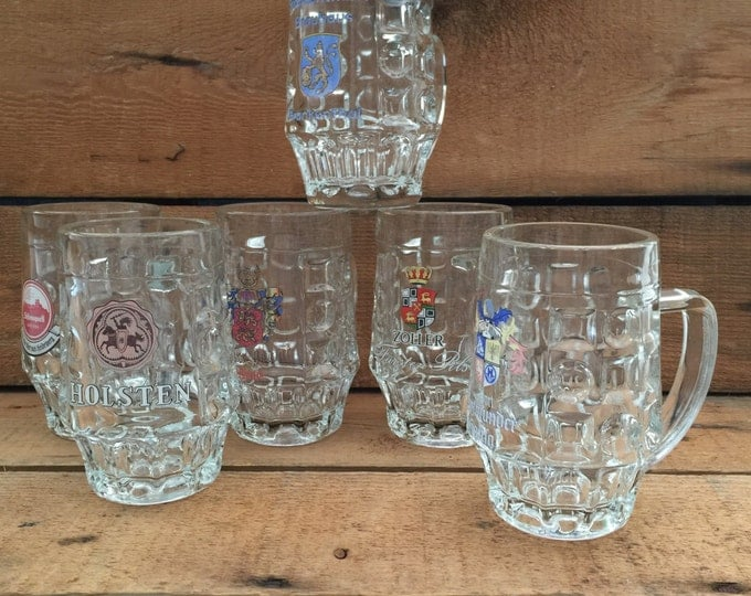 Half Pint Beer Mugs