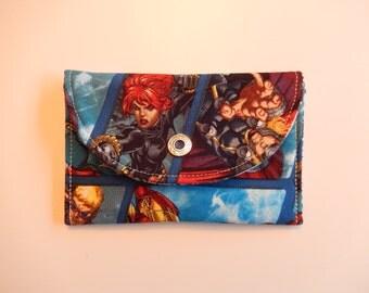 Avengers Little Wallet/Gift Card Holder/ID Holder/Business Card Case