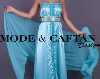 Caftan scum, a kaftan dress by fashion and Caftan Design