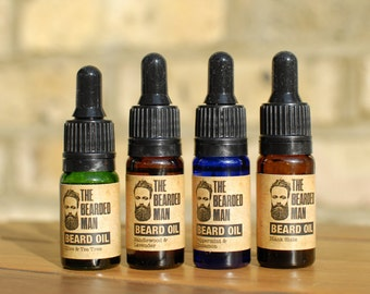 Handmade Beard Oil 30ml