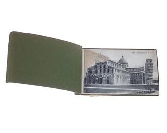 Vintage Italy Pisa Postcard - Black and White Photographs - PISA - Italy - Souvenirs PHoToGRaPHS - Vintage postcards