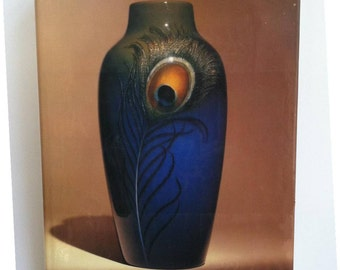 Sale! Vintage Art Book AMERICAN ART NOUVEAU by Diane Chalmers Johnson, Hardcover, Coffee Table Book, Dust Jacket, Illustrated 1979
