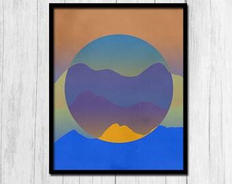 Abstract Art Print Digital Download Abstract Printable Modern Wall Art Minimalist Print Modern Art Printable Art Minimalist Art Download