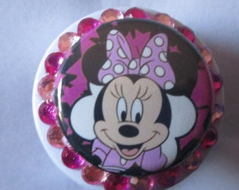 Minnie Mouse ID Badge Holder