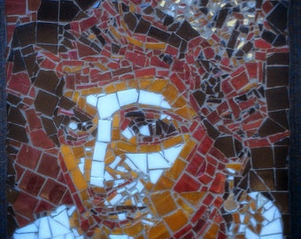 Lady Diana Mosaic
