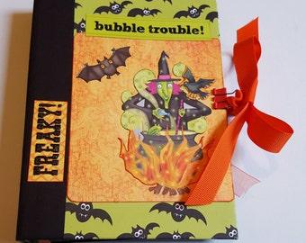 Halloween Premade Mini Album