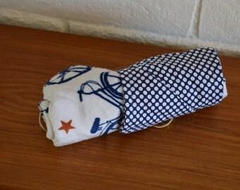 Minky stroller/baby blanket