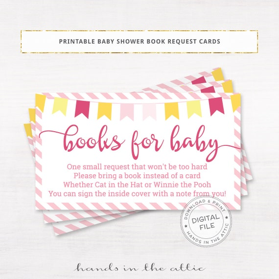 Book request baby shower books for baby printable cards baby girl