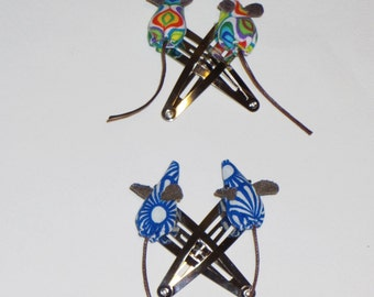 Mouse hair clips