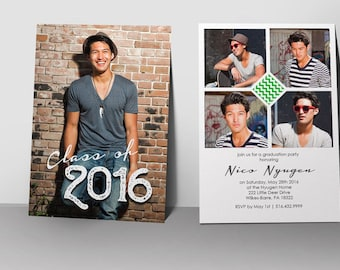 Graduation Announcement {Class of 2016}