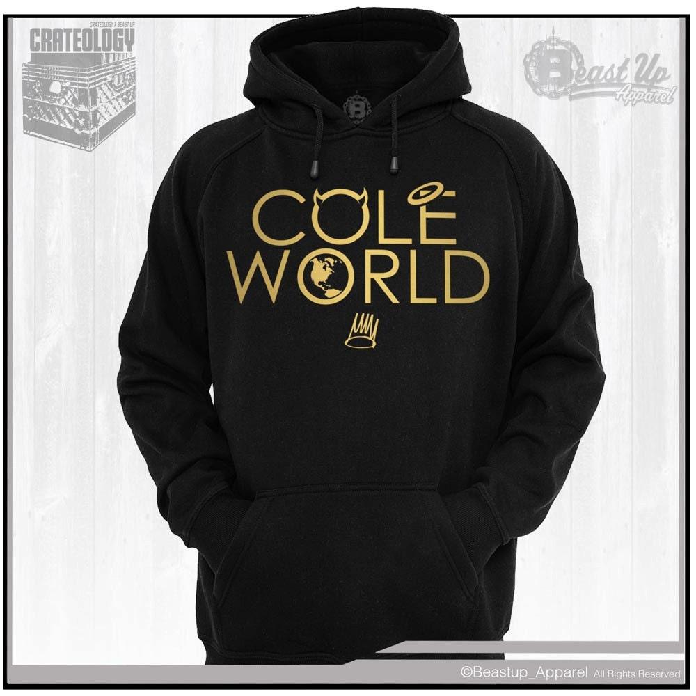 J cole hoodie