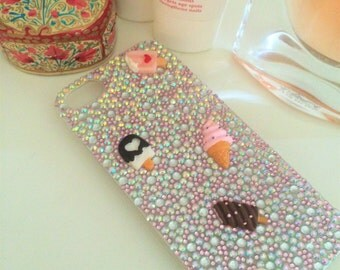 Sparkly iphone 5/5s Case