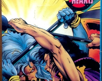 X-Men Captive Hearts VHS Cassette