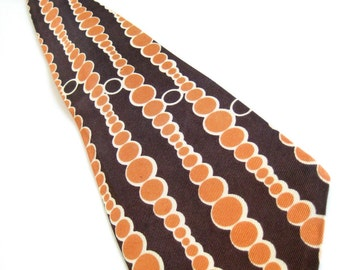 1940's Vintage Tailor made tie