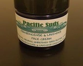 Non Comedogenic Face Cream- All Natural