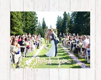 Wedding Thank You - Wedding Thank You Cards - Thank You Cards