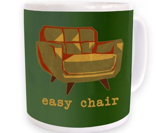 Easy Chair mug