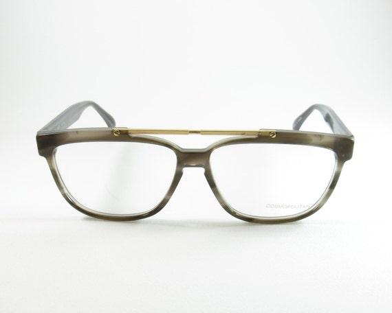 Glasses Frames That Make You Look Older : Handmade Eyeglasses Mens Eyewear Cosmopolitan Wayfarer