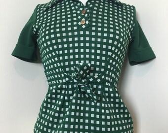 Vintage 1970s polo