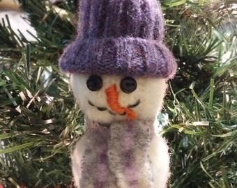 Snowman ornament (10)