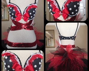 Minnie Mouse Bra
