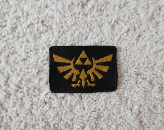 Legend of Zelda Triforce Patch