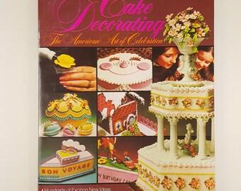 Vintage Wilton Yearbook 1977 Cake Decorating