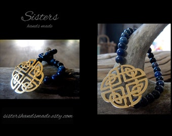 Bracelet blue night