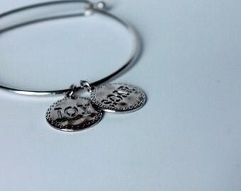 Bracelet « Soar » & «Joy »