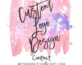 Custom Logos SALE!