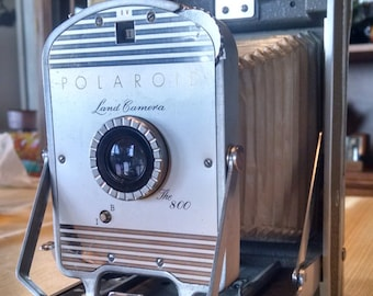 """1959 Polaroid """"The 800""""  Land Camera"""