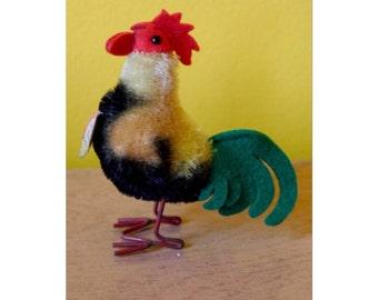 Steiff Rooster