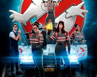 "Ghostbusters Movie Poster 2016 24""x 36""  poster"