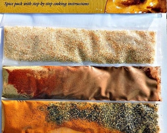 Curry Kit.  Chicken Korma
