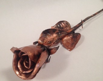Copper Rose-Small