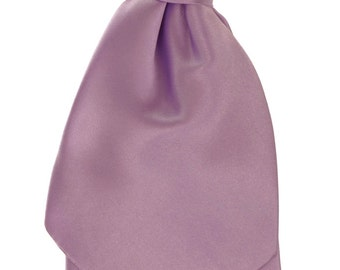 New Lilac Babies Toddlers Pre-Tied Cravat