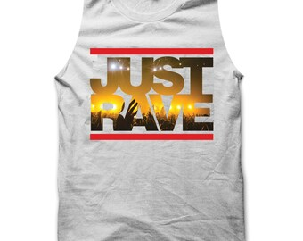 Just Rave vest / tank top