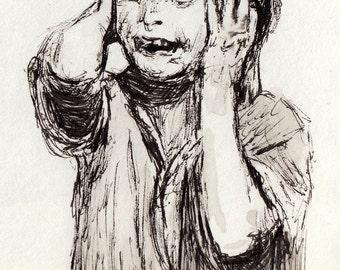 Study of Eleanor Boardman