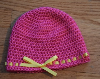 Ribbon Beanies for Charity