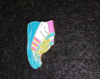 Heady Festival Pin Shuffle boots, Rave Shoes, Dance Shoes