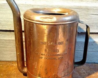 Swingspout oil can