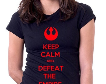Star Wars Rebel Alliance Keep Calm T-shirt