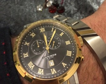 Akribros Classic Mens Watch