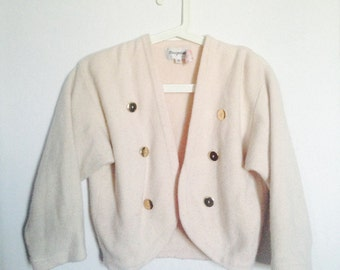 Vintage Lambswool Cardigan