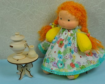 "Waldorf baby doll  7,87"" (20 cm) MADE TO ORDER"