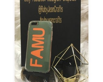FAMU iPhone 6 Cell Phone Insert