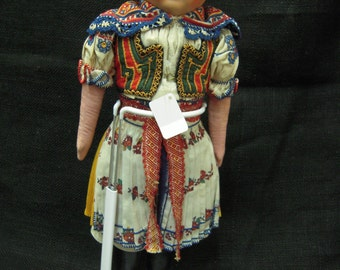 Antique Polish Doll