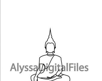 Buddha Pose - Thursday - Southeast Asia