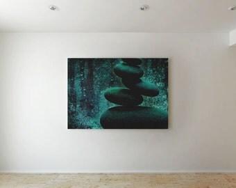 Stones - Canvas decor